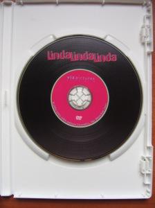 Linda Linda Linda DVD Disc