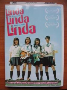 Linda Linda Linda DVD Front