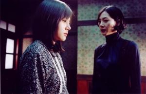 Su-mi and Eun-joo