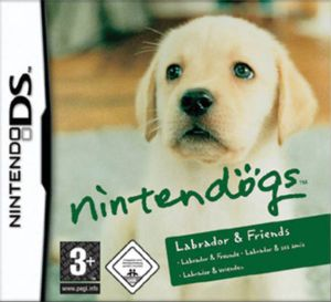 Nintendogs - Labrador and Friends