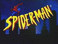 Spider-man Cartoon Series 1993