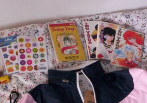 Mangas and Stickers