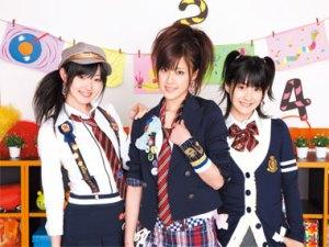 Buono! New Single: Kiss! Kiss! Kiss!