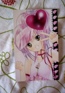 Shugo Chara - Post Card 1