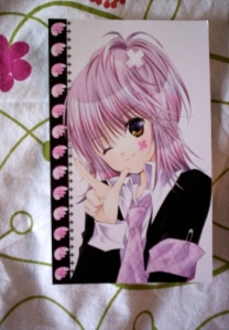 Shugo Chara - Post Card 2