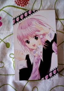 Shugo Chara - Post Card 4
