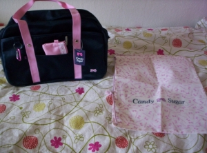 Candy Sugar School Bag