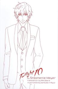 Twilight volume 10 (breaking dawn)