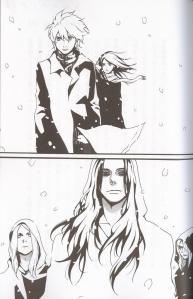 Aro vs. Bella and Edward