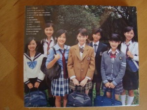 Ponyo DVD + Berryz Concert og CD 003