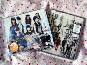 Berryz 工房 22nd single + Arashi 29th single