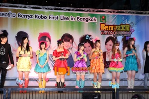 Berryz工房 First Live in Bangkok - Press Conference
