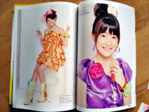 Berryz工房 in BIG ONE GIRLS: 6th Otakebi Album
