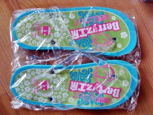 Berryz工房 - Beach Slippers