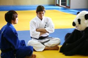 Eunhyuk, Kangin and Panda :P