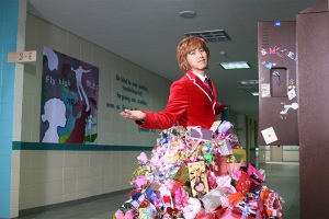 Pretty flower boy - Sungmin