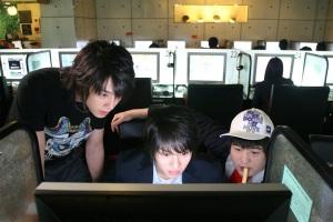 Donghae, Heechul and Shindong