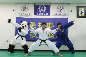 The Judo Club