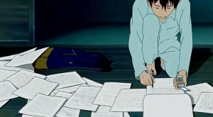 Kenji the math genius~