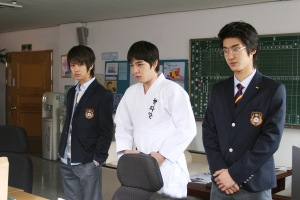 Heechul, Kangin and Siwon (possible new victims)