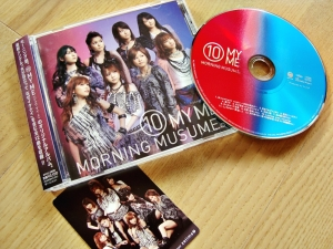 Morning Musume: 10 My Me (album)