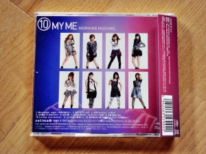 Morning Musume: 10 My Me (album) Back
