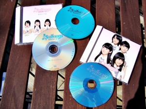 S/mileage: 夢見る 15歳 (Limited A and Regular Edition)