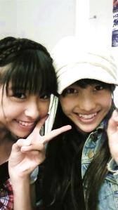 Shiori and Kanako