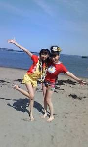 Shiori and Reni