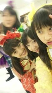 Reni, Kanako, Momoka and Shiori