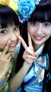 Shiori and Akari