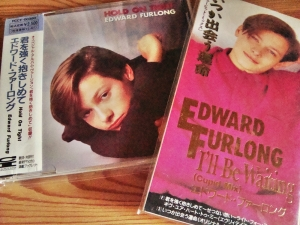 Edward Furlong CD's 001