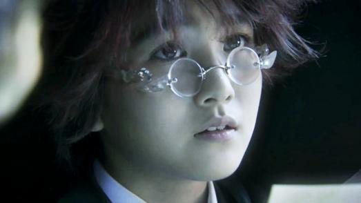 Kashiwa Yukina as Negi Springfield
