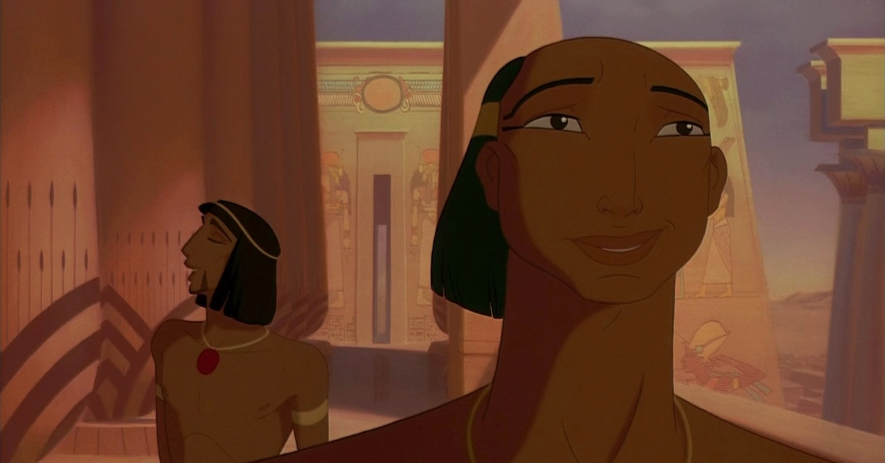 prince of egypt moses and rameses relationship memes