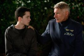still-of-harrison-ford-and-asa-butterfield-in-enders-game-(2013)-large-pictures