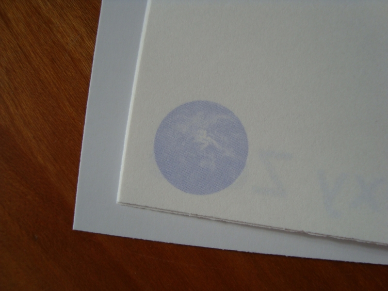 Notebook mark